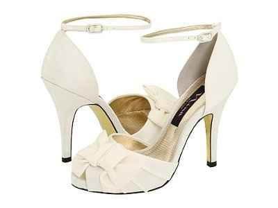 Here's my Bridal Shoe, Lets see Yours.... UPload and say why you selected it