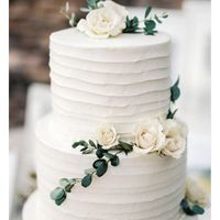 Cake decoration - flowers or cake topper? - 2