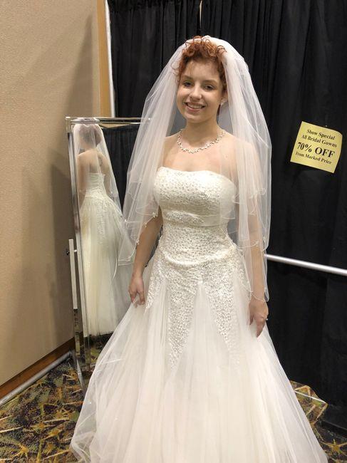 i said yes to the dress! 1