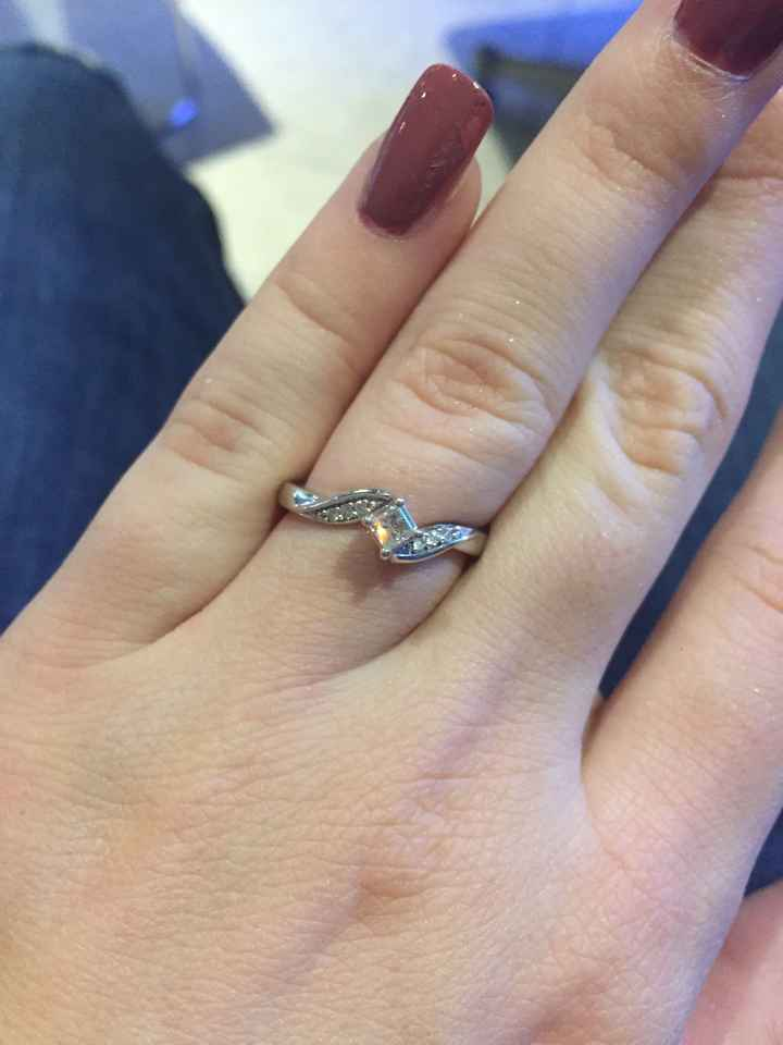 The ring! - 1