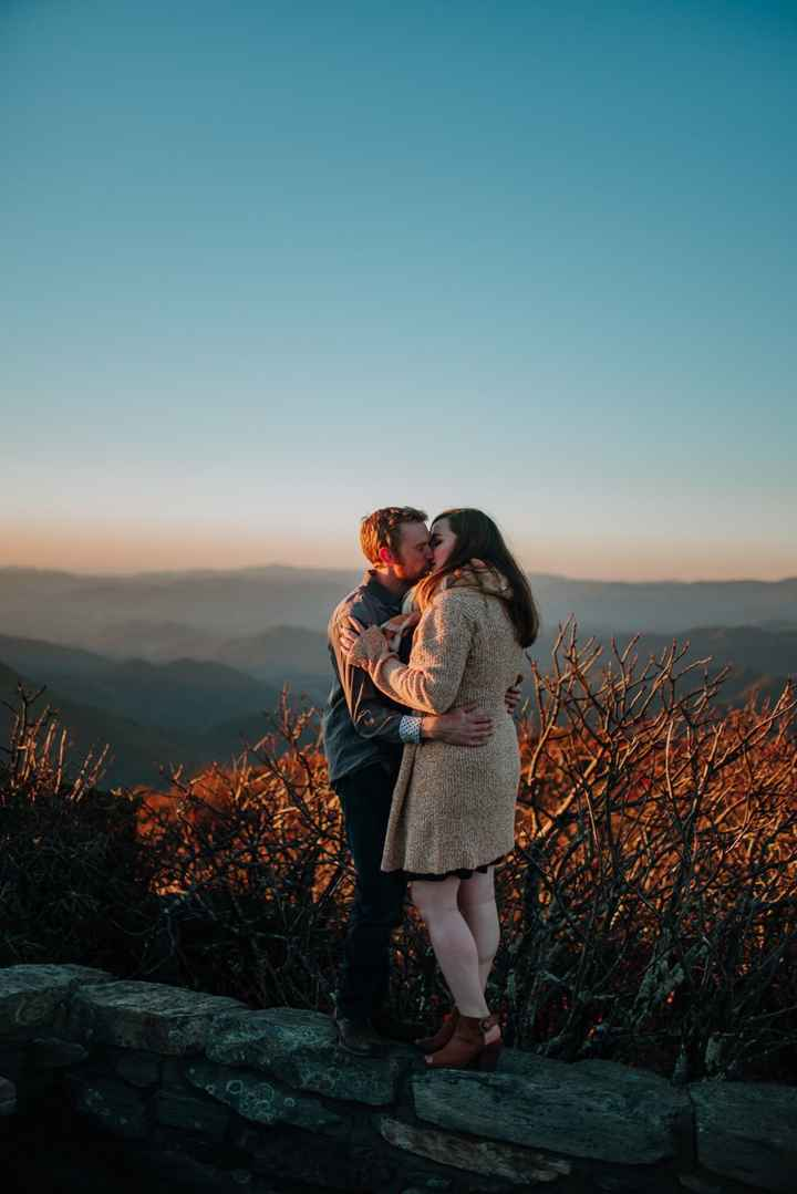 Show me your engagement photos! - 3