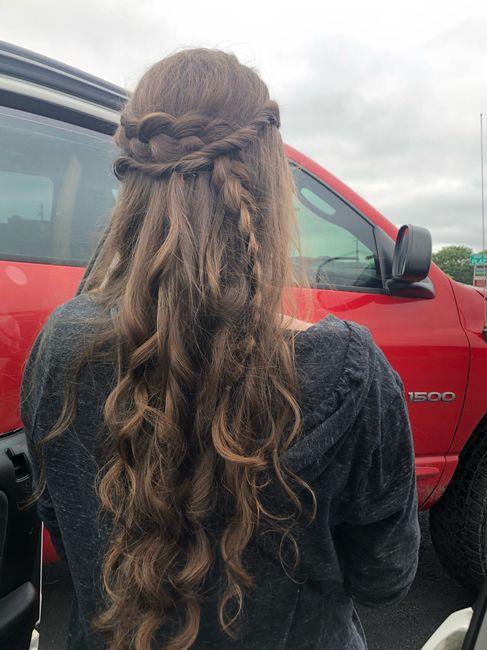 Hair styles?? 5
