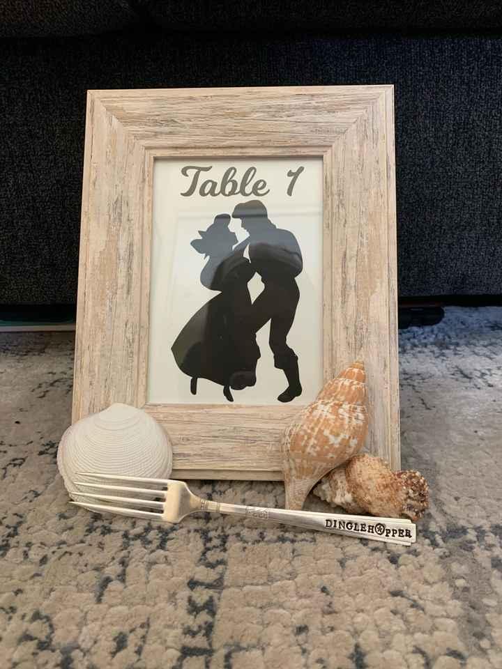Socal Selling Wedding Decor (disney theme) - 1