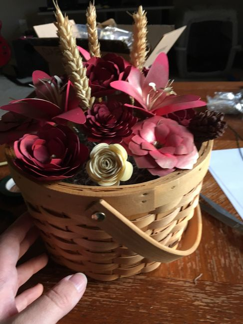 Paper Flower Centerpieces Weddings Do It Yourself Wedding