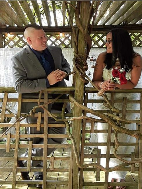 Favorite wedding day picture 7