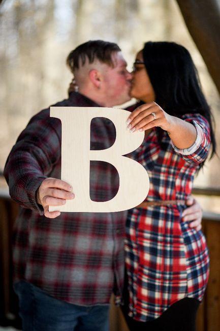 Engagement keepsakes ☺️ 2