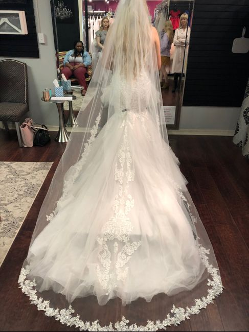 i said yes to the dress !! 1