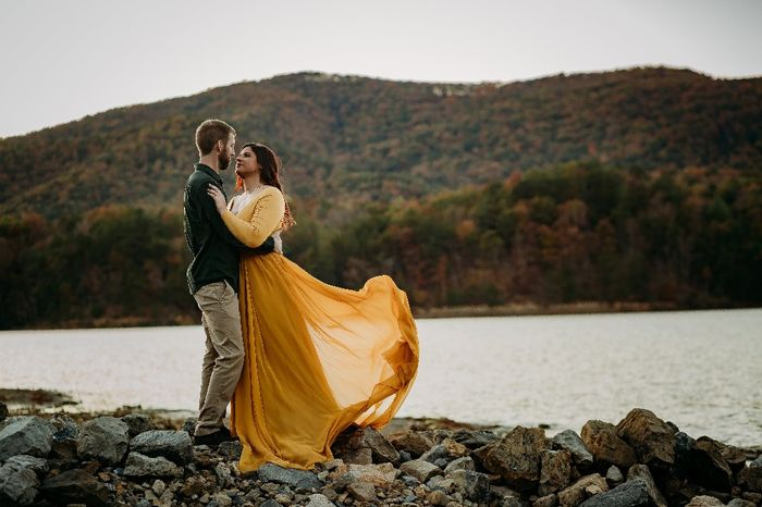 Engagement Pictures! 1