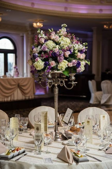 Show off your centerpieces!