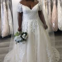 2020 wedding dresses!! Just bought mine!! - 1