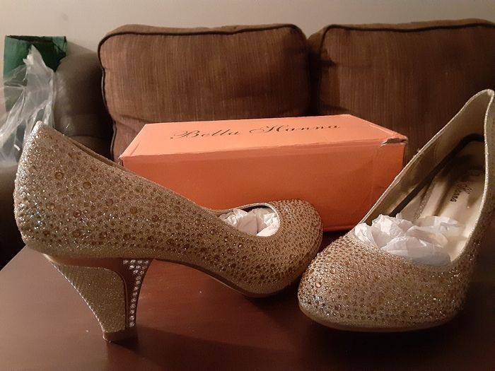 Wedding Shoes for Anyone - 1