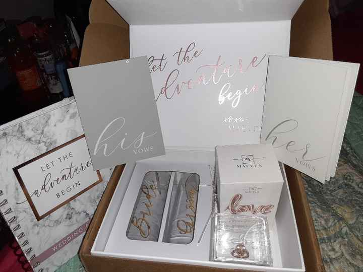 Bridal Box Subscriptions - 2