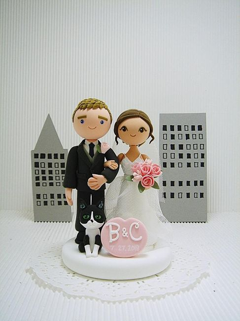 Show me your cake toppers 1