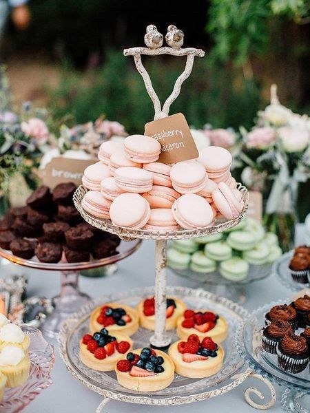 Do we really need a wedding cake? Would anyone even care? 3