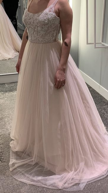 Different Colour Wedding Gown? 5
