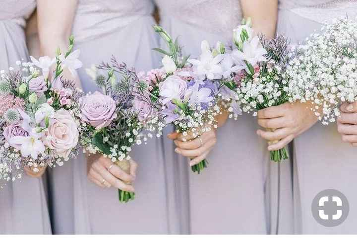 Your Bridal Bouquet Ideas? - 3