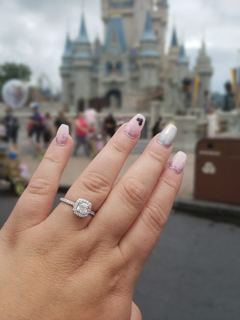 Show me your engagement ring! 5