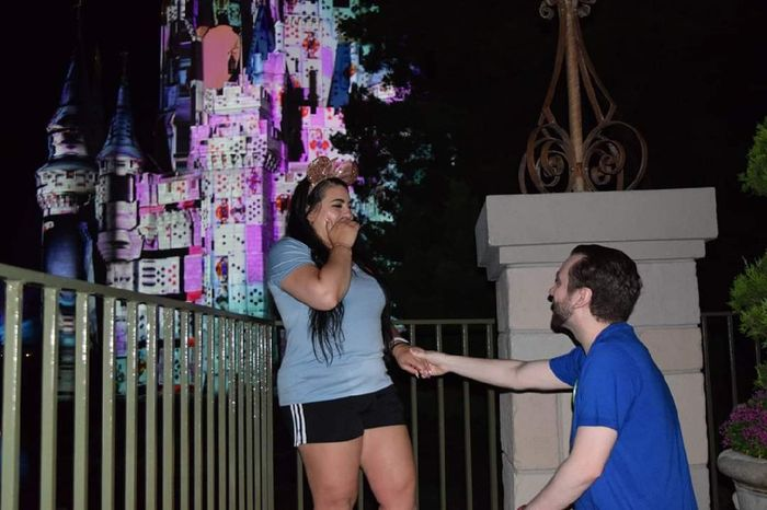 Was your proposal caught on camera? Share your proposal pic! 4