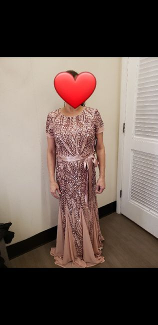 Mother of the bride dress - 2