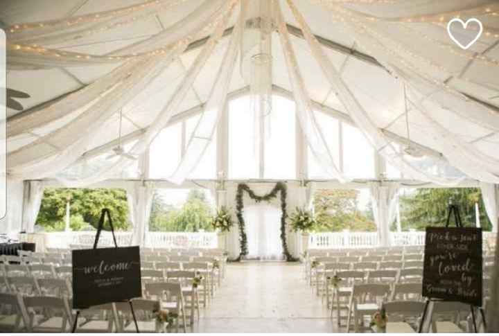 What made your venue The One? - 4