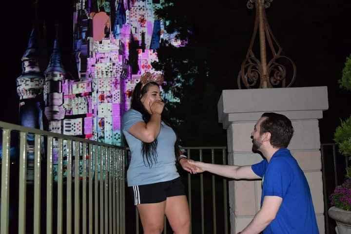 Disney engagement photos - 1