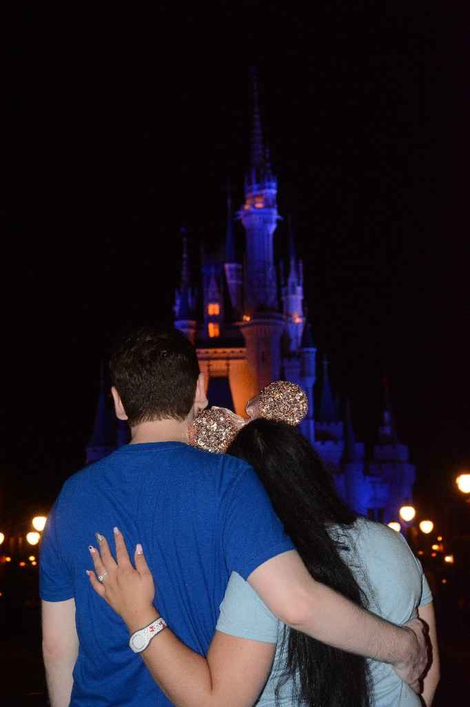 Disney engagement photos - 2