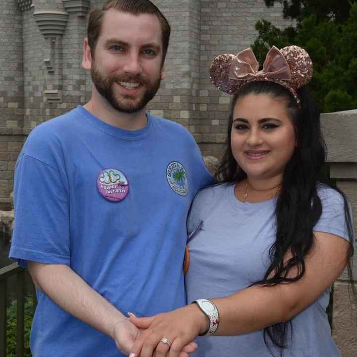 Disney engagement photos - 3