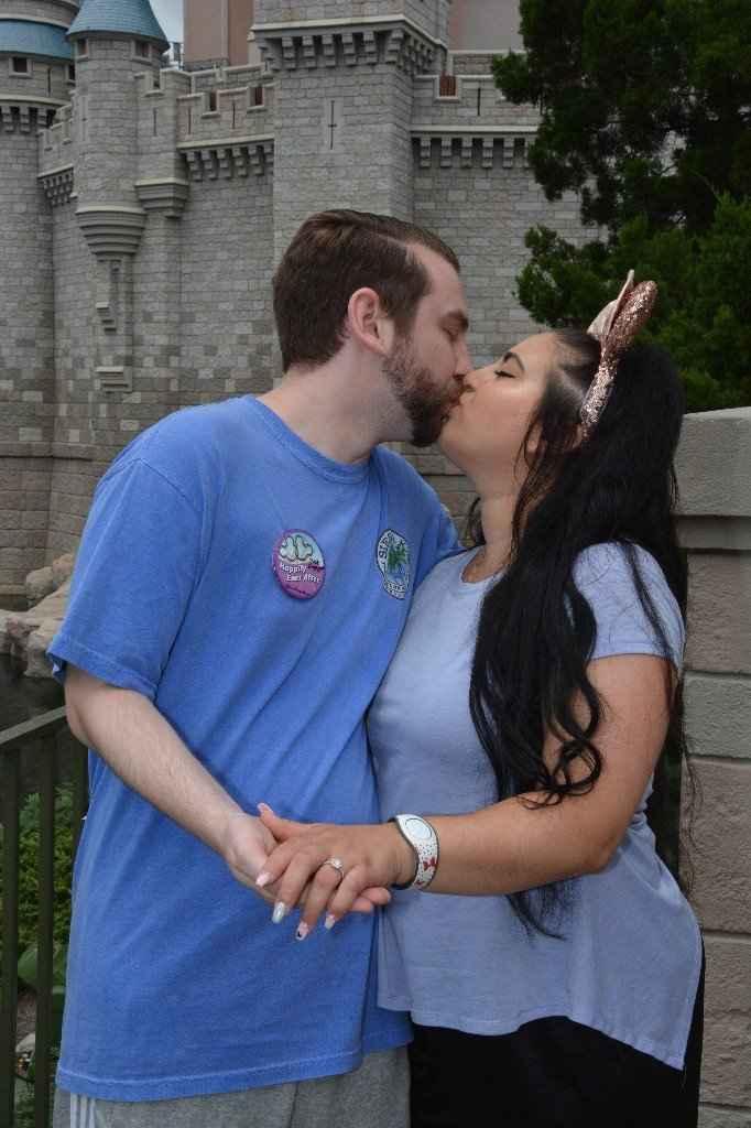 Disney engagement photos - 4