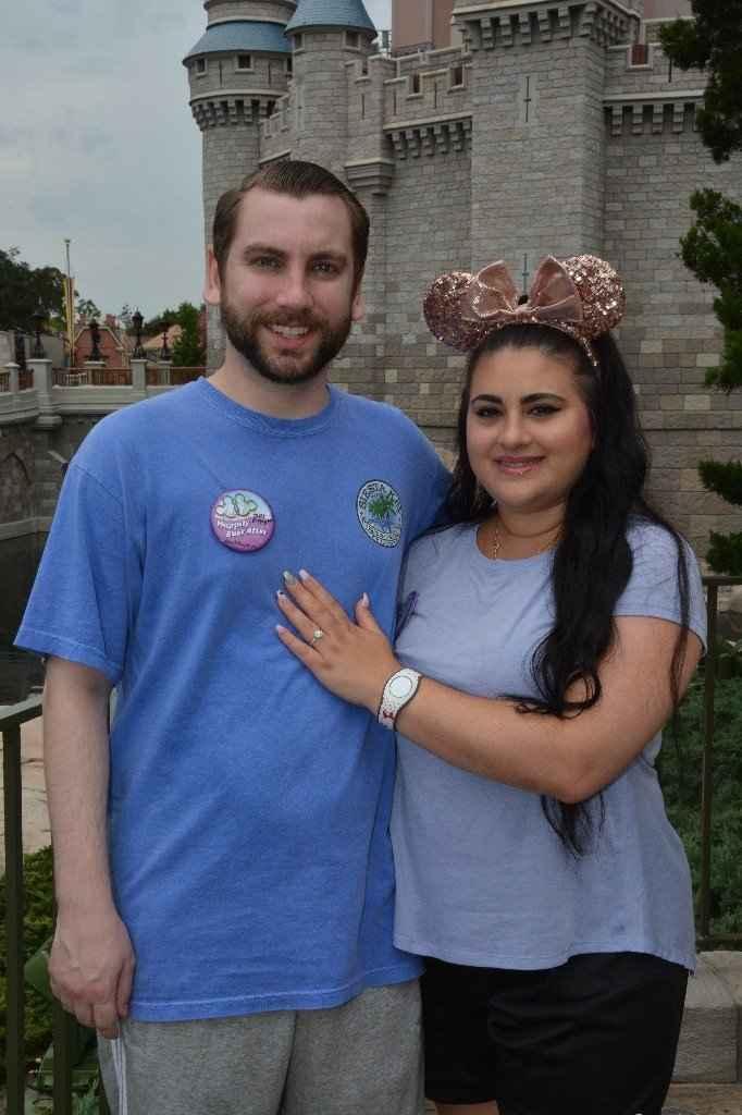 Disney engagement photos - 5