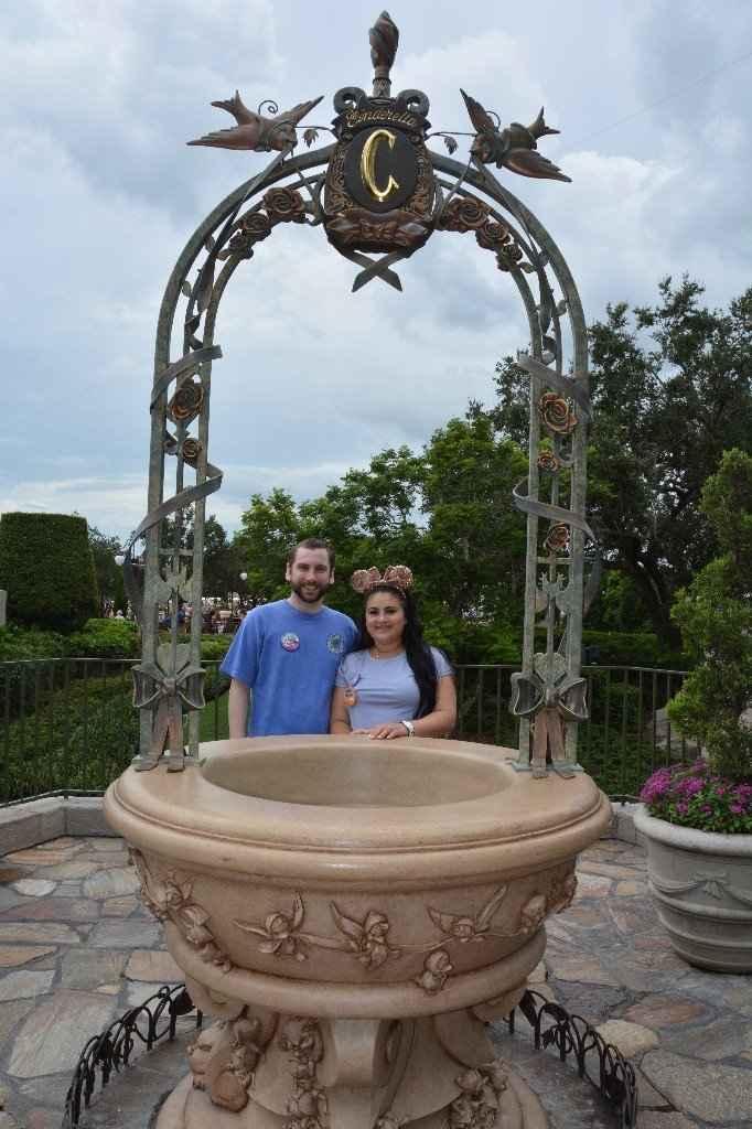 Disney engagement photos - 6
