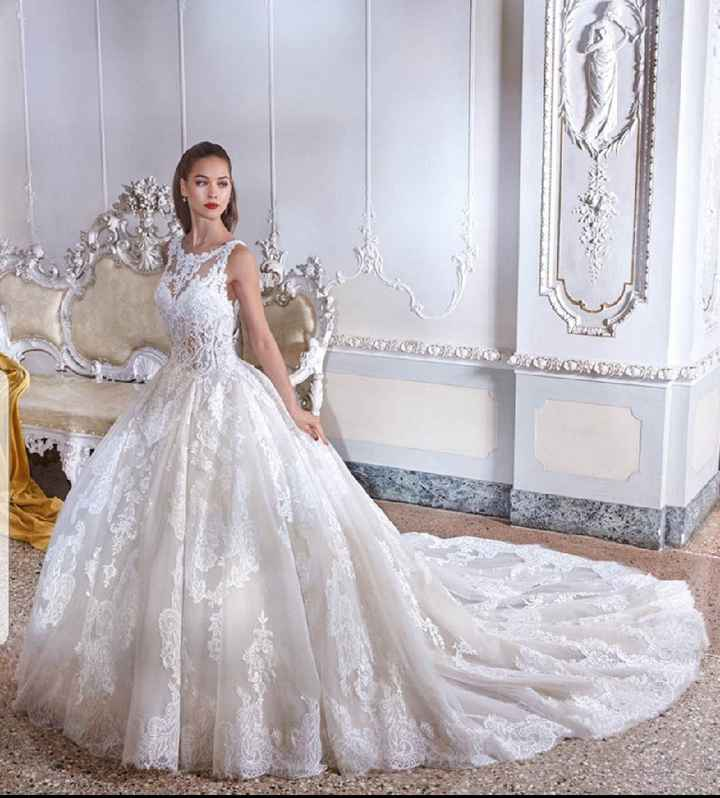 My Wedding dress!! Now let me see yours!! - 3