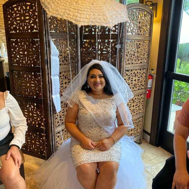 Bridal shower 8.16.2020 - 2