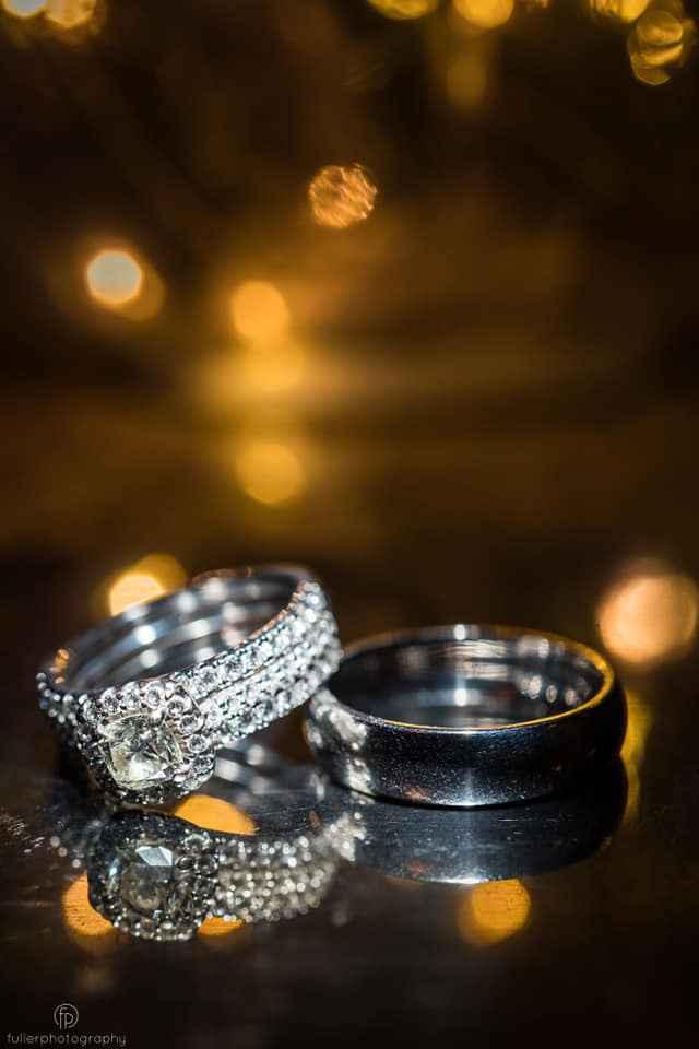 Let me see those rings! - 1