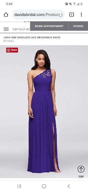 Purple hues for your big day 11