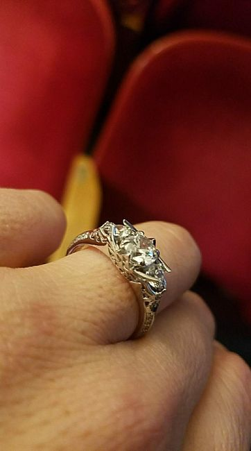 Brides of 2019!  Show us your ring! 24