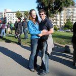 Josh and Trista
