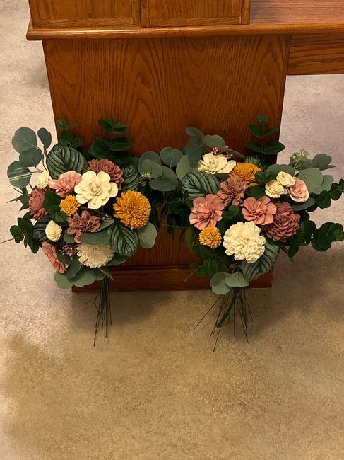 Bridesmaid Bouquets 2