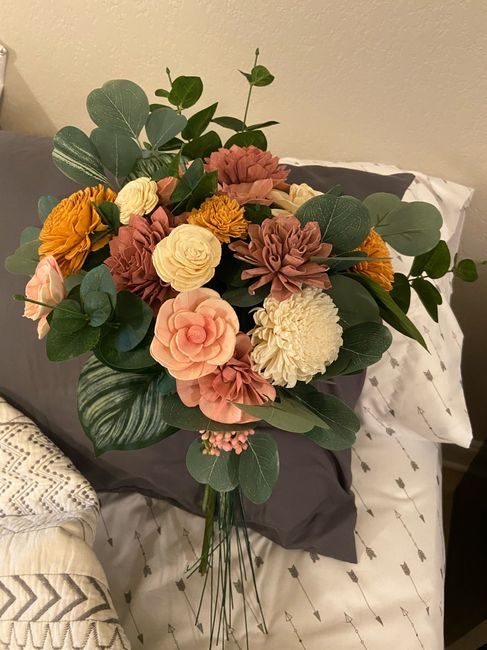 Bridesmaid Bouquets 3