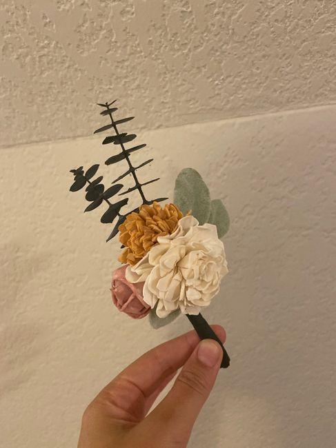 Bridesmaid Bouquets 5
