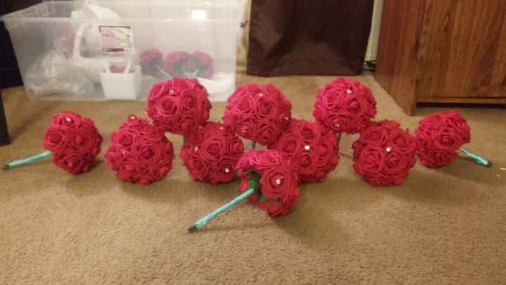 diy Bouts and Corsages - 1