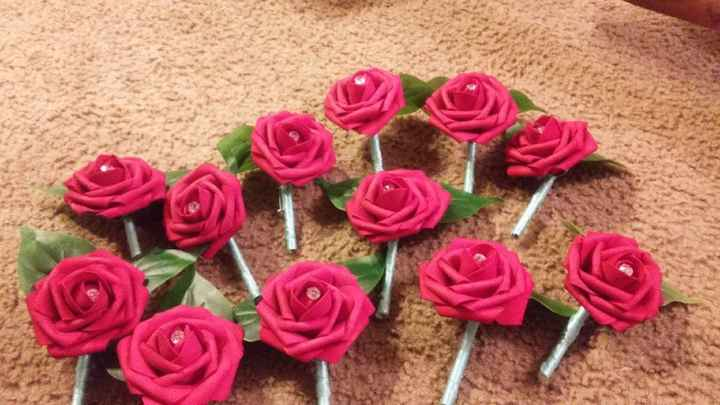 diy Bouts and Corsages - 2