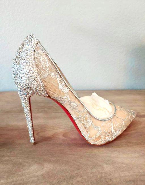 Bridal Shoes 9