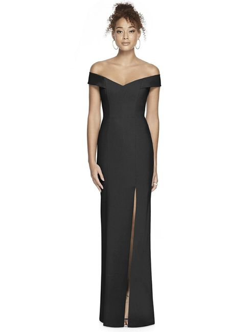 Dresses with slits - yea or nay? 4