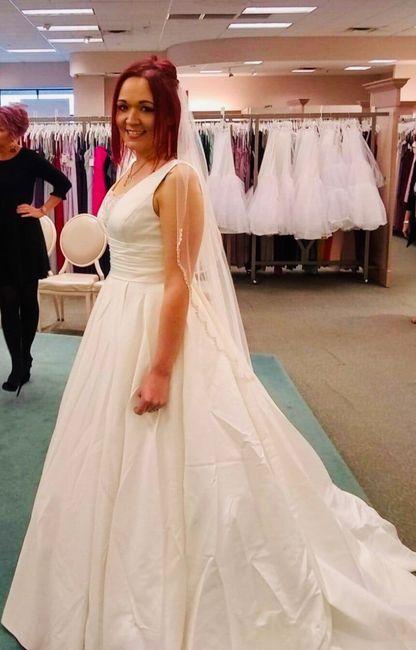 September 2020 Wedding Dresses 7