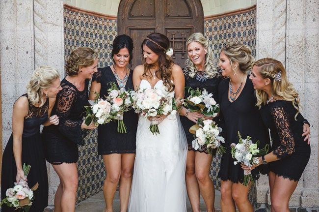 Are Any of Your in-Laws in the Wedding Party? 1