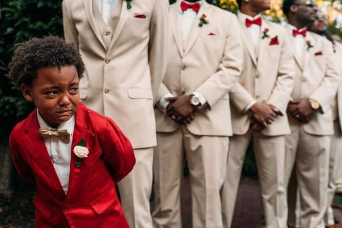 Do You Cry at Weddings? 1