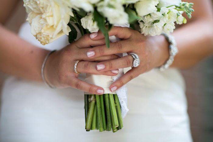 Wedding Nails: Bold or Subtle? 2