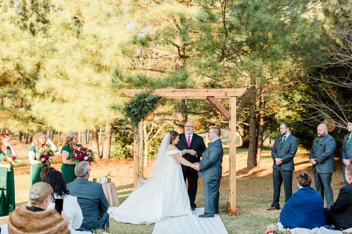 Who's getting married this week? (11/30/20-12/6/20) 4