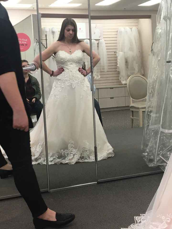 Pregnancy and dress alterations - 1