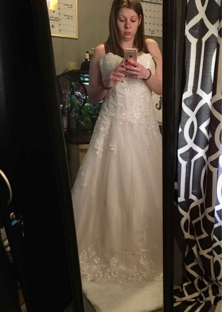 Pregnancy and dress alterations - 5